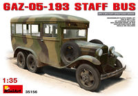 GAZ-05-193 STAFF BUS - Image 1