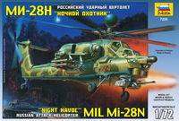 Mil Mi-28N Night Havoc Modern Russian Attack Helicopter - Image 1