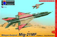 MiG-21MF Third World (Syria,Egypt,New Lybia,Mali) - Image 1