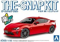 Toyota 86 (Pure Red) - SNAP KIT - Image 1