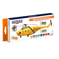 British SAR Service paint set vol.1