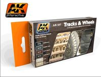 AK 557 Tracks & Wheels Set