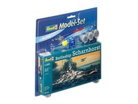 Battleship Scharnhorst (Model Set )