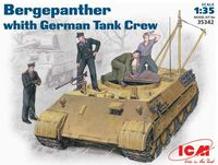 BERGEPANTHER with crew