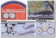 Garage and Tools Series: Roof Rack, Jet Box Trek Mountain Bike - Image 1