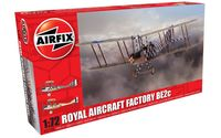 Royal Aircraft Factory BE2c Scout - Image 1