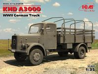 WWII German Truck KHD A3000 - Image 1