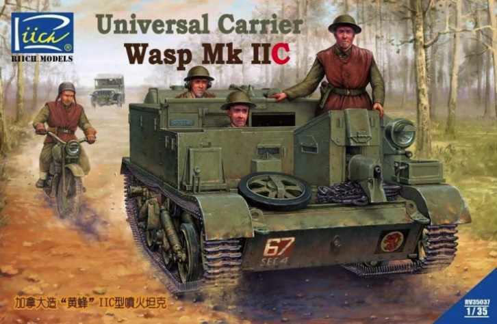 Universal Carrier Wasp Mk IIC - Image 1