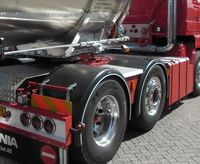 Truck rear fenders - Image 1