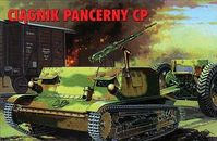 Polish armored tractor CP