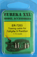 Towing cable for Pz.Kpfw.V Panther Ausf.G Tank - Image 1