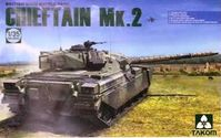 British MBT Chieftain Mk.2 - Image 1