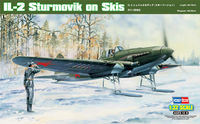 Ilyuszyn IL-2 Sturmovik on Skis - Image 1