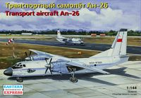 Transport Aircraft Antonov An-26 - Image 1