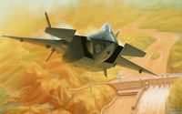 Chinese. J-20 Mighty Dragon