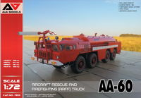 AA-60 Aircraft Rescue & Firefighting (ARFF) Truck