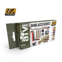 AK 4000 Tank Accessories Set