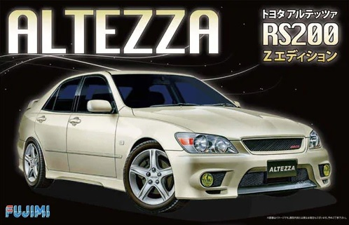 Toyota Altezza RS200 Z Edition - Image 1
