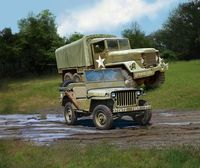 M34 Tactical Truck + OFF-Road Vehicle - Image 1