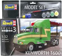 KENWORTH T600 Model Set