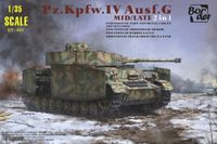 Pz.Kpfw.IV Ausf.G Mid/Late 2 in 1