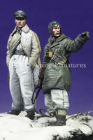 LAH Officer Kharkov Set #2 (2 figs)