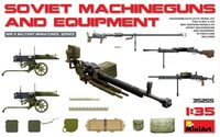Soviet Machineguns & Equipment - Image 1