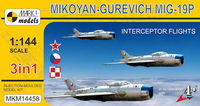 MiG-19P Interceptor Flights (3in1) - Image 1