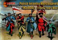 "Polish infantry Mercenaries ""Hajduki"" (30 years war)"