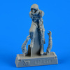 U.S.A.F. fighter pilot - pressure suit 1960 - 1975 Figurines