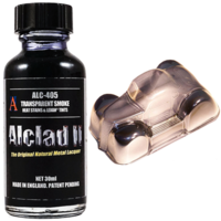 ALC-405 Transparent Smoke - Heat Stains & Lexan Tints - Image 1