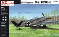 "Messerschmitt Bf 109G-0 ""V tail"""