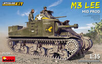 M3 Lee Mid Prod. with interior kit - Image 1