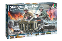Stalingrad Siege 1942 (Tractor Plant Assault) - Battle Set
