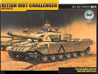 Ritish MBT Challenger Motorized - Image 1