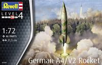German A4/V2 Rocket