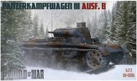 The World At War Panzerkampfwagen III Ausf. B - Image 1
