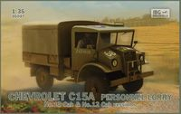 Chevrolet C15A Personnel Lorry Cab 12 & 13 - Image 1