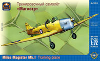"Miles M.14A ""Magister"" I British trainer aircraft"