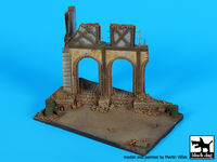 House ruin (Europe) N°2 base (150x90 mm) - Image 1