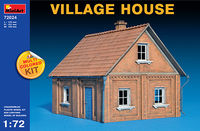 Village House (Multicolored Kit) - Image 1