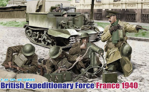 British Expeditionary Force (France 1940) - Image 1
