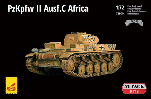 Pz.Kpfw II Ausf.C Africa - Image 1