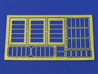 Ship: windows, doors, hatch jambs (2 selection) - Image 1